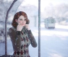 Caught in unexpected snowfall by pnn32
