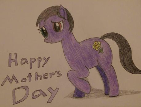 Florid Sunshine (Happy Mother's Day) by MrCTeddy