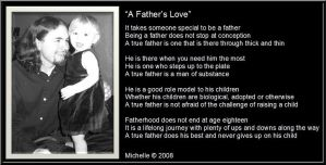 A Father's Love by VisualPoetress