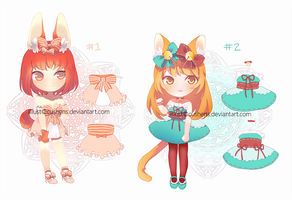 Adoptables #1 [OPEN] [1/2] :: Prices Lowered by cushens