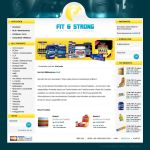 Fit and Strong by vmelnik