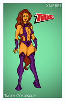 Starfire - Modern Age by Femmes-Fatales