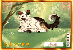 [LINEAGES] ||  Maxine by aleskay