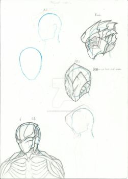 Transformers Prime Concept 2. WIP by BLACKSKULL13