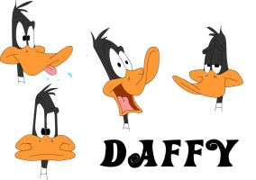 Daffy by buster126