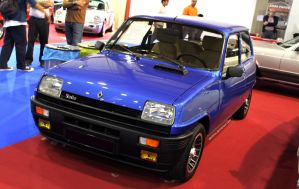 Renault 5 Gt Turbo by Dredmix