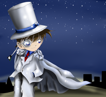 Kaitou Conan by Lostinthedreams