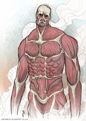Colossal Titan by Fuelreaver