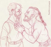 Chosen [Ragnar and Floki] by ProfDrLachfinger