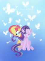 Here Comes a Thought by ForestHeart74