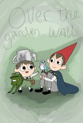 Over the garden wall - Wirt and Greg by planetharmony