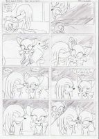 The lost RouKnux comic by SammySmall