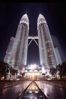 Petronas tower 01 by garki