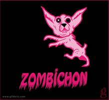 Zombichon by gilderic