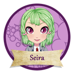 (prize) Seira button by deeyahs