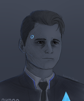 Connor by IcelectricSpyro