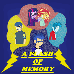 A Flash of Memory Cover by timelordderpy