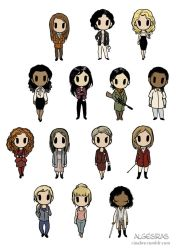 14 Ladies of Hannibal by Algesiras