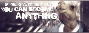 You can become anything by PlentyLtD