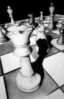 The Only Way I Can Ever Beat My Brother At Chess by Sux2BeMe