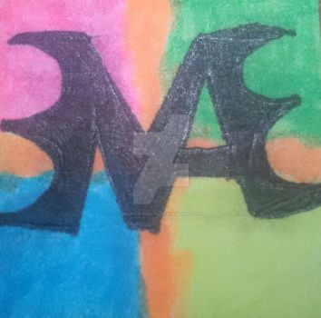My Usernames Initials by MarieAngel04