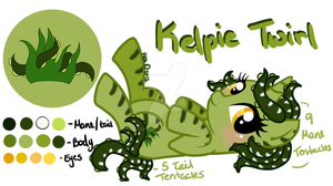Tentacle Pony Adopt 021 Closed by mea0113