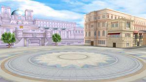 MMD Small Town Download by Entzminger500