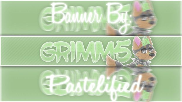 Banner for Katie/Grimm5 by xPastelified
