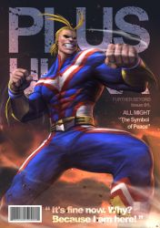 ~All Might~ The Symbol of Peace by Luches