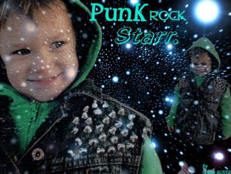 my punk starr by TheOiKid