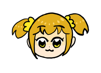 the smallest popuko by kittensmittins