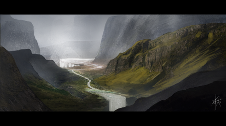 The valley by CristianT59