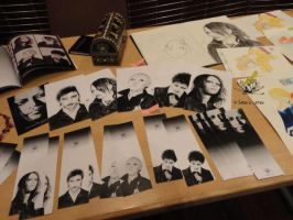 Order - MUCC Bookmarks and Cards by snowslotus