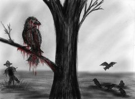 Bitter bloOd of a Ravens cry by SiNrott