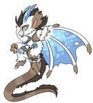 Winter Dragon BB Entry by Crystal-Tranquility