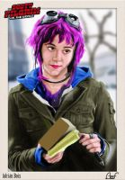 Ramona Flowers by ActaFoolDesign