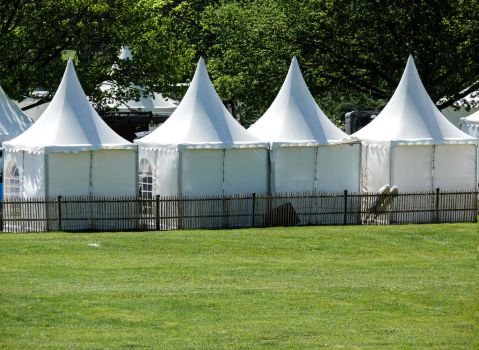 Tents _ Zelte by BVFoto
