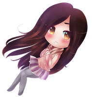 OC Julia Chibi by Zuyu