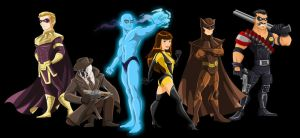 Watchmen by racookie3