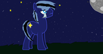 Starry Night OC by ApocalypticVoid