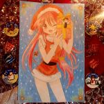 Shakugan no Shana (Merry Christmas) by Xtremist22