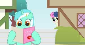 I have been wanting to tell you, Lyra... by negasun