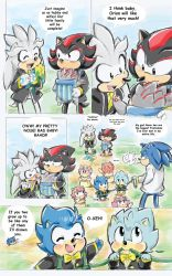 Sonic Got Amy Pregnant Pg 99 by sonicxamy09