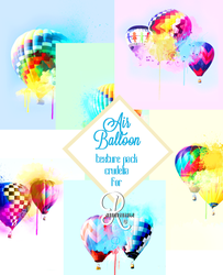 Balloon Pack by MPepina