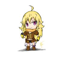 Yang Xiao Long by JohnyHo
