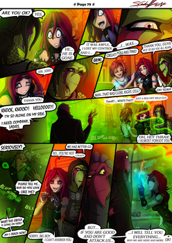 P.U. - Adventure Page 79 by Hevimell