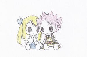 Nalu: Dolls by xmizuwaterx