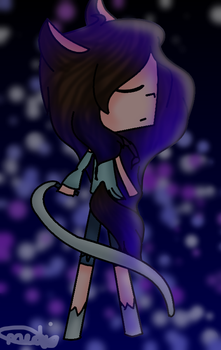 Grace (Art Trade with RushDoesNotArt) by MinecraftLovesMedi