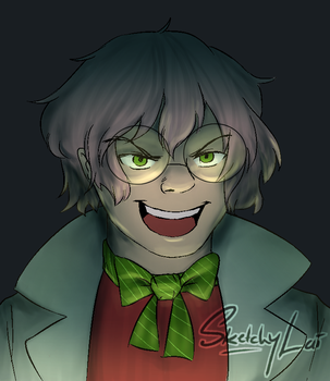He will get his revenge! - Dr. Frank [FA] by sketchy-lai