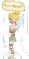 Jarred Fairy Tinkerbell by Godzilla713